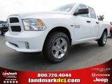 2014 Bright White Ram 1500 Express Quad Cab #85119859