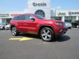 2014 Deep Cherry Red Crystal Pearl Jeep Grand Cherokee Limited 4x4 #85119985