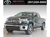 Spruce Green Mica Toyota Tundra in 2013