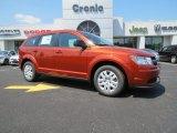 2014 Copper Pearl Dodge Journey SE #85119982