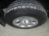 Isuzu Rodeo 2002 Wheels and Tires