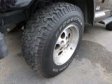 Jeep Wrangler 1997 Wheels and Tires