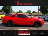 2011 Race Red Ford Mustang GT Premium Coupe #85119641