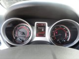 2014 Dodge Journey SXT Gauges