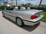 1999 Titanium Silver Metallic BMW 3 Series 328i Convertible #85119975