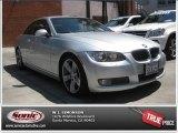 2007 Titanium Silver Metallic BMW 3 Series 335i Convertible #85119843