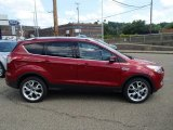 2014 Ruby Red Ford Escape Titanium 2.0L EcoBoost 4WD #85119821