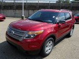 2014 Ford Explorer 4WD Data, Info and Specs