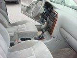 2001 Saturn L Series Interiors