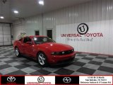 2012 Race Red Ford Mustang GT Premium Coupe #85119699