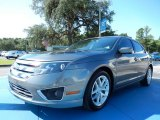 2010 Sterling Grey Metallic Ford Fusion SEL #85119806