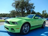 2014 Ford Mustang Gotta Have it Green