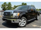 2013 Kodiak Brown Metallic Ford F150 Lariat SuperCrew 4x4 #85120184