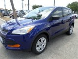 2014 Deep Impact Blue Ford Escape S #85119687