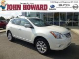2013 Pearl White Nissan Rogue SV AWD #85120250