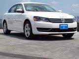2014 Candy White Volkswagen Passat 2.5L SE #85120339