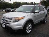2011 Ingot Silver Metallic Ford Explorer Limited #85119585