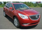 2014 Buick Enclave Crystal Red Tintcoat