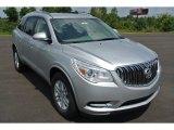 2014 Buick Enclave Quick Silver Metallic