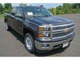 2014 Tungsten Metallic Chevrolet Silverado 1500 LT Crew Cab #85120236