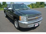 2013 Fairway Metallic Chevrolet Silverado 1500 LT Crew Cab #85120234