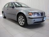 2005 Silver Grey Metallic BMW 3 Series 325xi Sedan #85120137