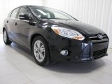 2012 Black Ford Focus SEL 5-Door #85120136