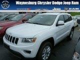 2014 Bright White Jeep Grand Cherokee Laredo 4x4 #85120004