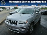 2014 Billet Silver Metallic Jeep Grand Cherokee Overland 4x4 #85120003
