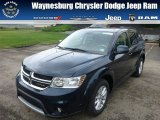 2014 Fathom Blue Pearl Dodge Journey SXT AWD #85120002