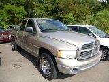 2002 Light Almond Pearl Dodge Ram 1500 ST Quad Cab 4x4 #85119915