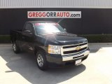 2011 Black Chevrolet Silverado 1500 LS Regular Cab #85120114