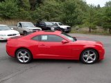 2014 Red Hot Chevrolet Camaro LT/RS Coupe #85119909