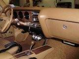 1970 Pontiac GTO Interiors