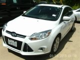 2012 Oxford White Ford Focus SEL 5-Door #85184384