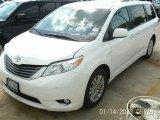 2012 Super White Toyota Sienna XLE #85184376