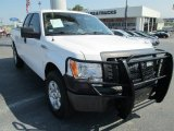 2010 Oxford White Ford F150 XL SuperCab #85184364
