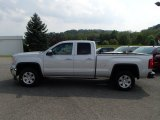 2014 Quicksilver Metallic GMC Sierra 1500 SLE Double Cab 4x4 #85184548