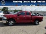 2014 Deep Cherry Red Crystal Pearl Ram 1500 Tradesman Quad Cab 4x4 #85184431