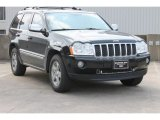 2006 Black Jeep Grand Cherokee Overland 4x4 #85184807