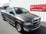 2002 Graphite Metallic Dodge Ram 1500 SLT Quad Cab #85184880