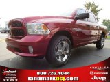 2014 Deep Cherry Red Crystal Pearl Ram 1500 Express Crew Cab #85184498