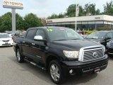 2010 Black Toyota Tundra Limited CrewMax 4x4 #85184617