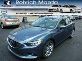 2014 Blue Reflex Mica Mazda MAZDA6 Grand Touring #85184399