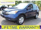 2010 Royal Blue Pearl Honda CR-V LX AWD #85184389