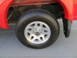 Mazda B-Series Truck 2006 Wheels and Tires