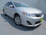 2013 Classic Silver Metallic Toyota Camry LE #85184599