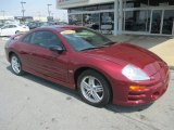 2003 Ultra Red Pearl Mitsubishi Eclipse GT Coupe #85184684