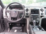 2013 Ford F150 FX4 SuperCrew 4x4 Dashboard
