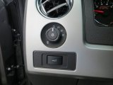 2013 Ford F150 FX4 SuperCrew 4x4 Controls
